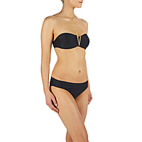 Manhattan V Bar Bandeau Top