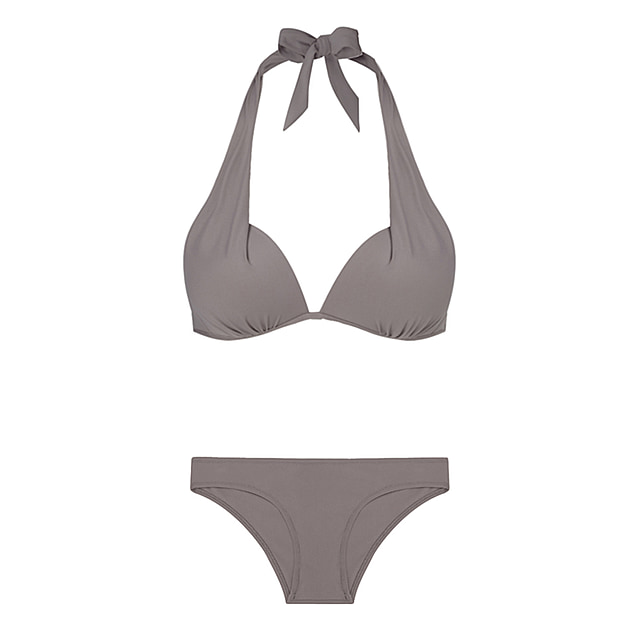 Namibia Halter Push Up Bikini