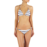 Nantucket Ring Rope Padded Triangle Bikini