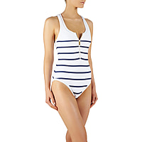 Nantucket Binding Racer Back One Piece
