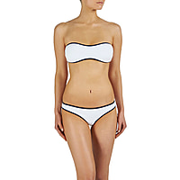 St. Kitts Binding Bandeau Top