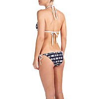 Carolina Ring Rope Triangle Padded Bikini