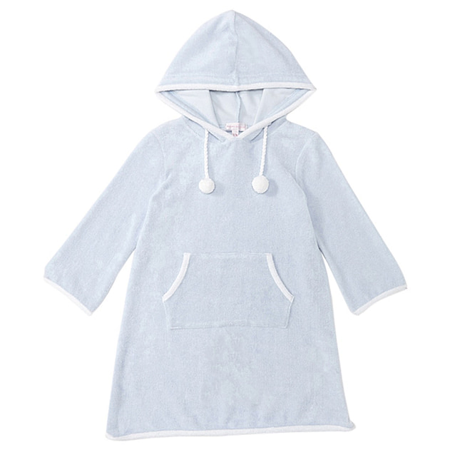 Nantucket Long Sleeved Hooded Dress