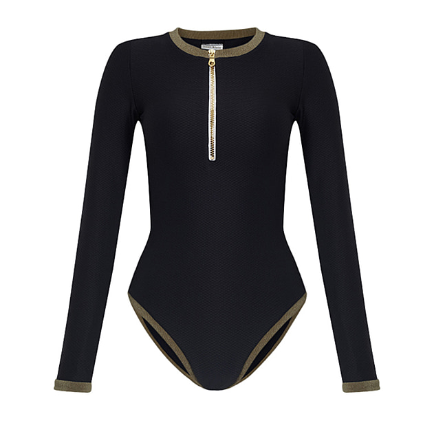 Bridgehampton Long Sleeved One Piece
