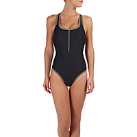 Bridgehampton Binding Racer Back One Piece