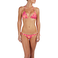Lux Maldives Reversible Rope Padded Triangle Top