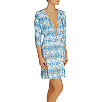 Greater Palm Springs Keyhole Raglan Kaftan