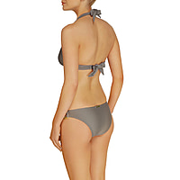 Huntington Beach Rectangle Halter Bikini