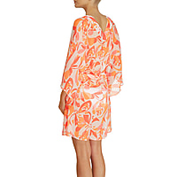 Cayman Islands Batwing Belted Kaftan