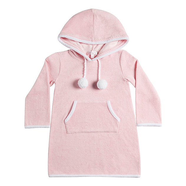 Lotte Long Sleeve Hoodie Dress
