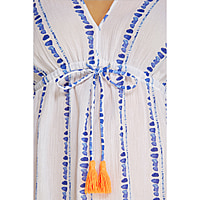 Folly Island Kimono Midi Dress