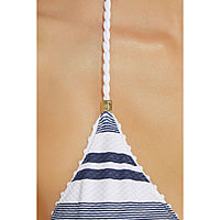 Martha's Vineyard Rope Padded Triangle Top