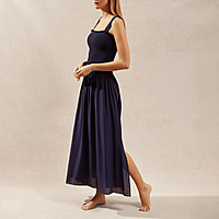 SALINA-SMOCKED-BODICE-MAXI-DRESS-NAVY