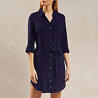SALINA-RELAXED-SHIRT-DRESS-NAVY