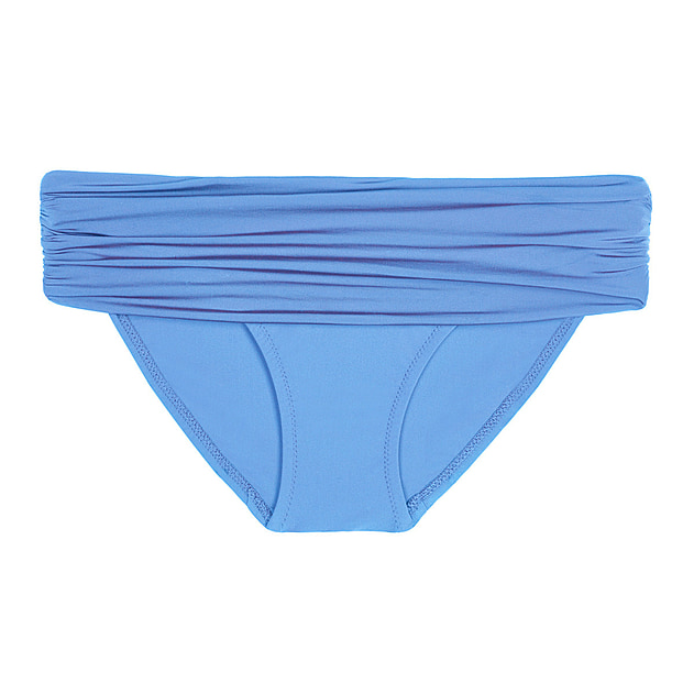 Body Ruched Fold Over Bottom