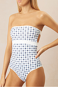 bb Reversible Bandeau One Piece