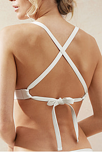 bb Reversible Cross Back Triangle Top