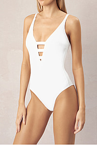 bb Reversible V One Piece