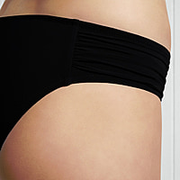Body Ruched Side Seamed Bottom