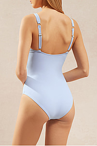 Body D-G Rectangle One Piece