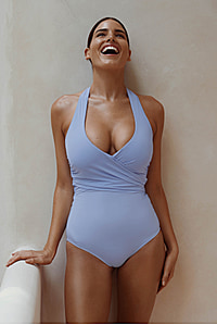 Body D-G Wrap One Piece