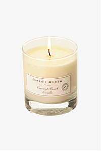 Coconut Beach Candle