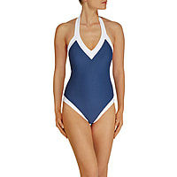 Cape Cod V Padded One Piece