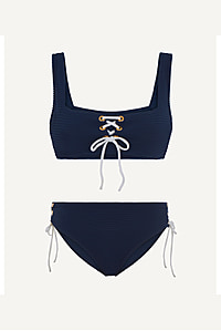 Carlisle Bay Lace Square Neck Bikini
