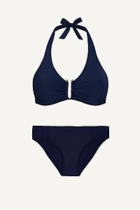 Core Textured U Bar Bikini