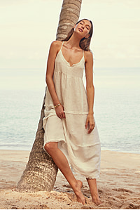 Corsica Scoop Neck Dress