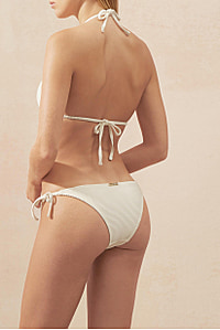 Cote D'Azur Rope Padded Triangle Top