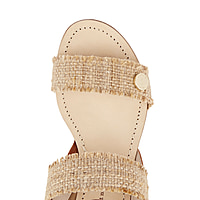 Maya Bay Sandal in Tan