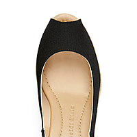 Montego Bay Peep Toe Shoe
