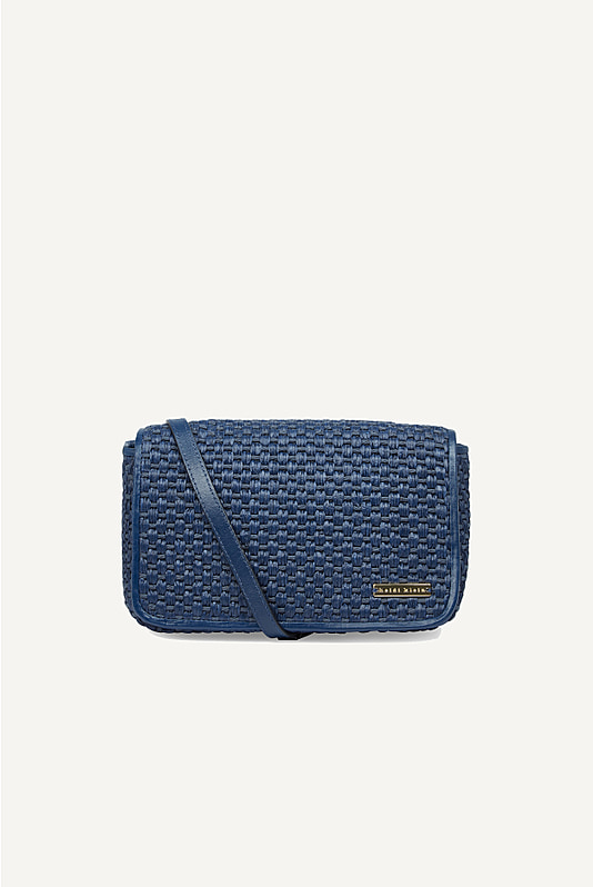 Martinique Cross Body Bag Navy