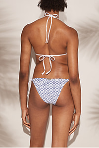 Mykonos Rope Padded Triangle Top