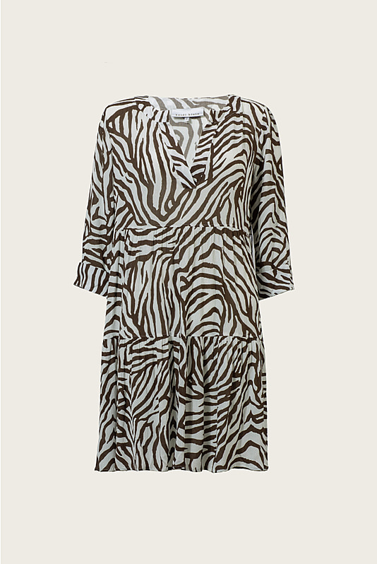 Namibia V Neck Tunic