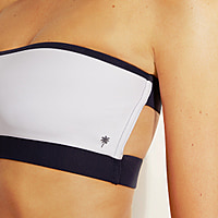 bb Reversible Wide Bandeau Top