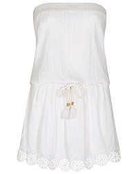 Ostuni Bandeau Tassel Dress