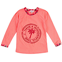 Poppy Girls Rash Vest