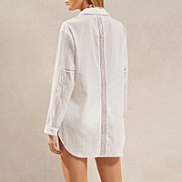 San Marino Lace Detail Shirt