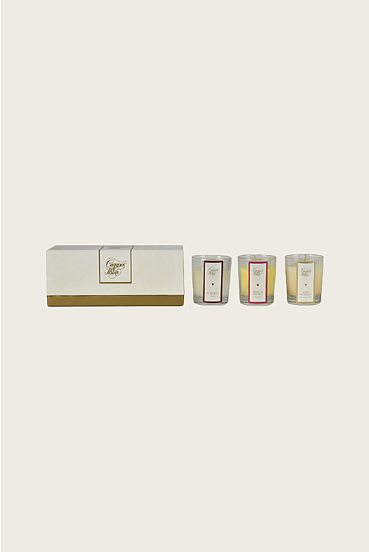 Scented Candles Gift Box II
