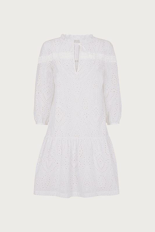 Solta Broderie Anglaise Tunic