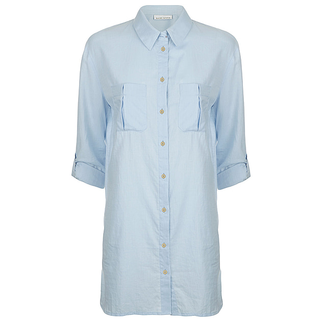 St Barths Oversized  Shirt