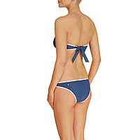 St. Kitts Binding Bandeau Bikini